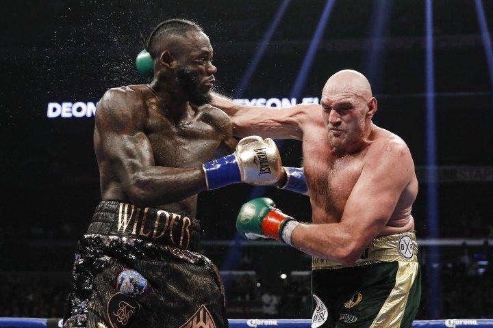 Отстраниха Фюри и Уайлдър от бокса!