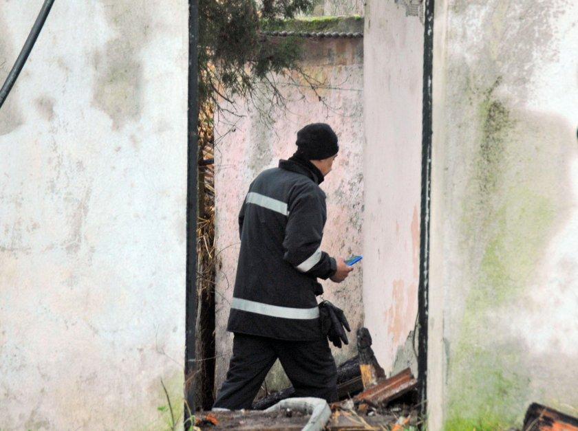 Кошмар: Старец на 82 изгоря в дома си във Велинград