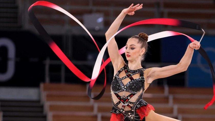 Боряна Калейн спечели златото в многобоя в Румъния