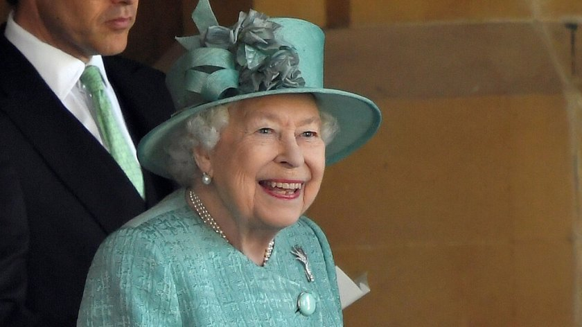Кралицата се отказа от алкохола