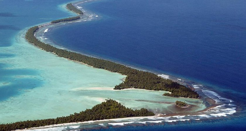 Някои тихоокеански острови са резистентни към климатичните промени