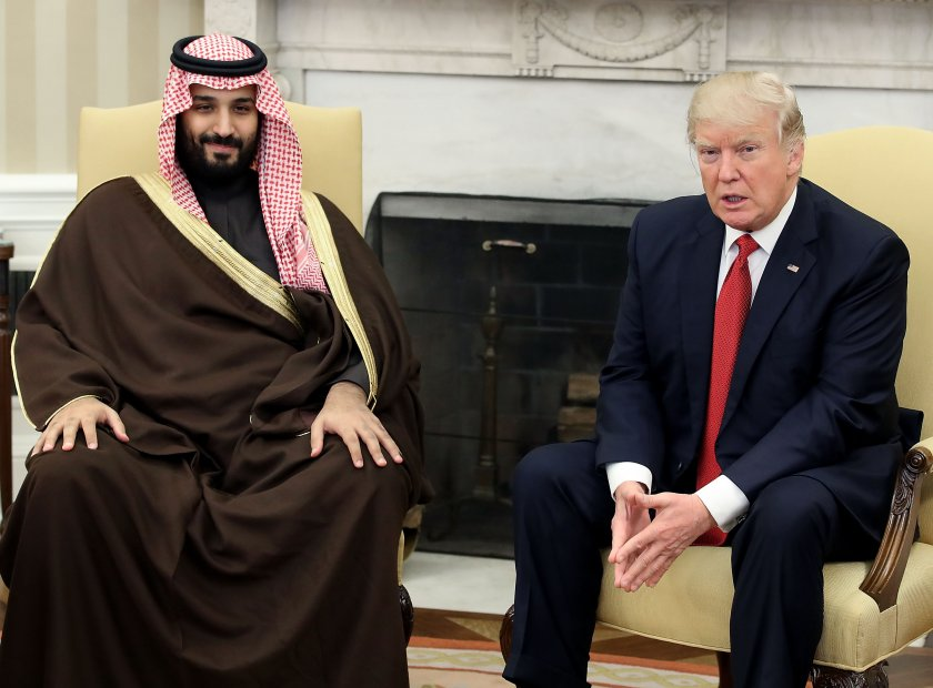 Тръмп иска още войници в Саудитска Арабия