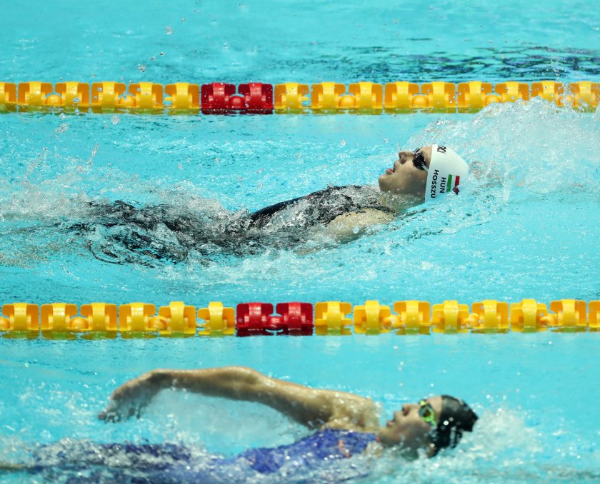 Световеното първентство по плуване завърши с рекорд
