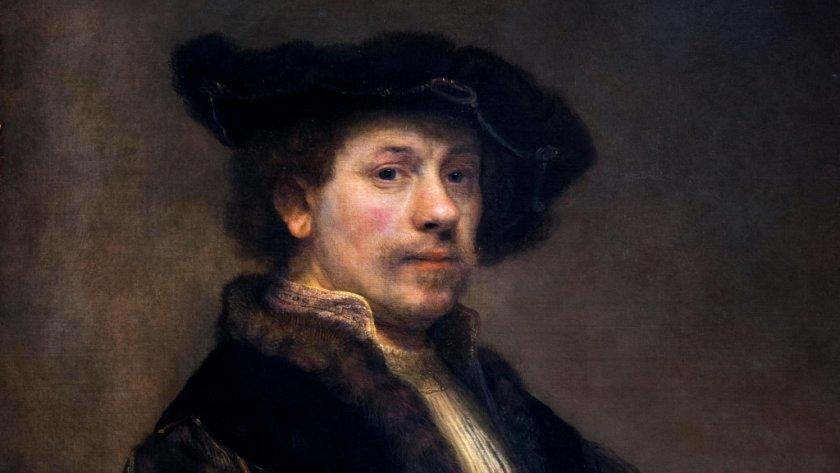 Белгиец купил картина на Рембранд за 500 евро, продава я за 30 милиона