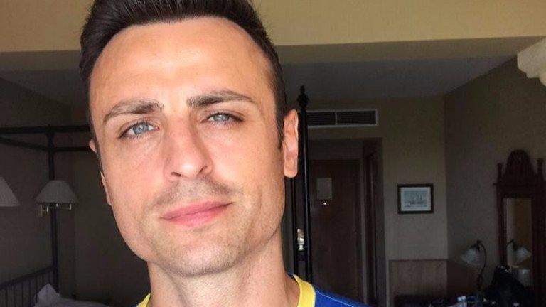Димитър Бербатов: По мое време беше обидно да се говори за четвърто място на Юнайтед
