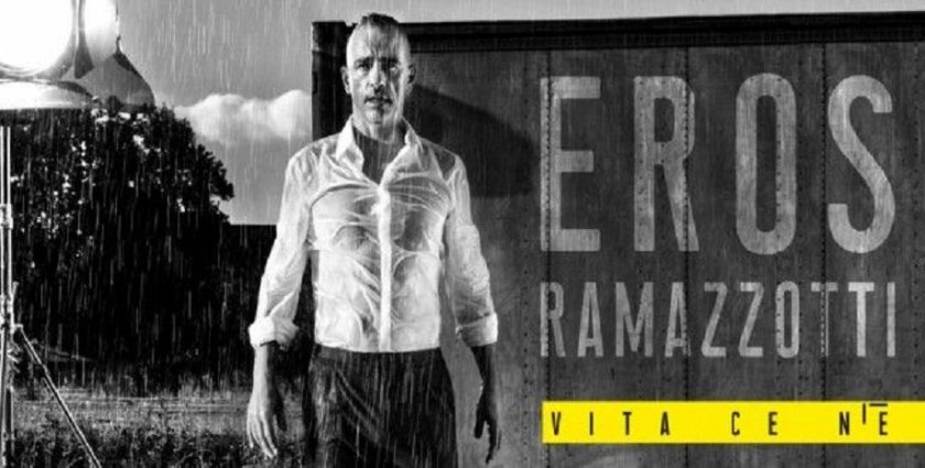 Ерос Рамацоти се завръща в България за голям концерт