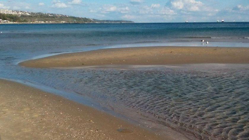 14-годишно момиче изчезна в морето
