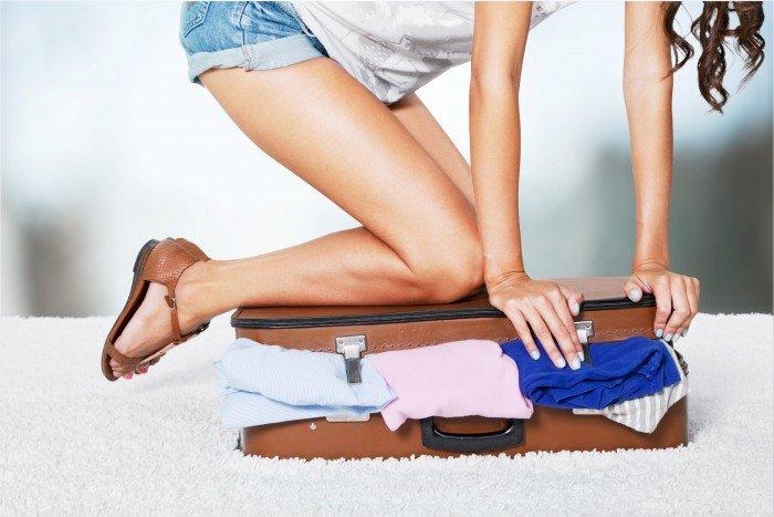 Какво да вземем в куфара за море