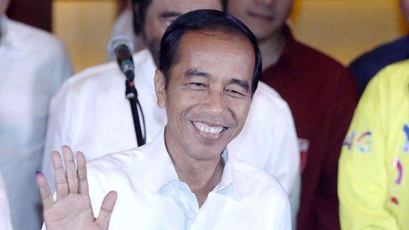 Президентът на Индонезия иска да премести столицата