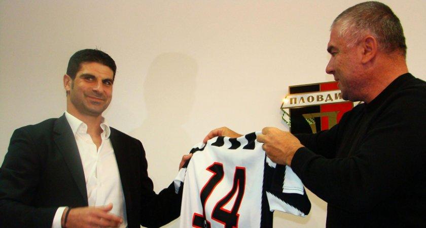 Гонзо е новият спортен директор на Локо