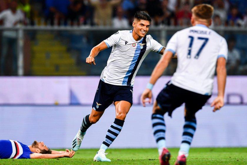 Лацио тръгна мощно в Италия, Рома стигна само до точка срещу Дженоа