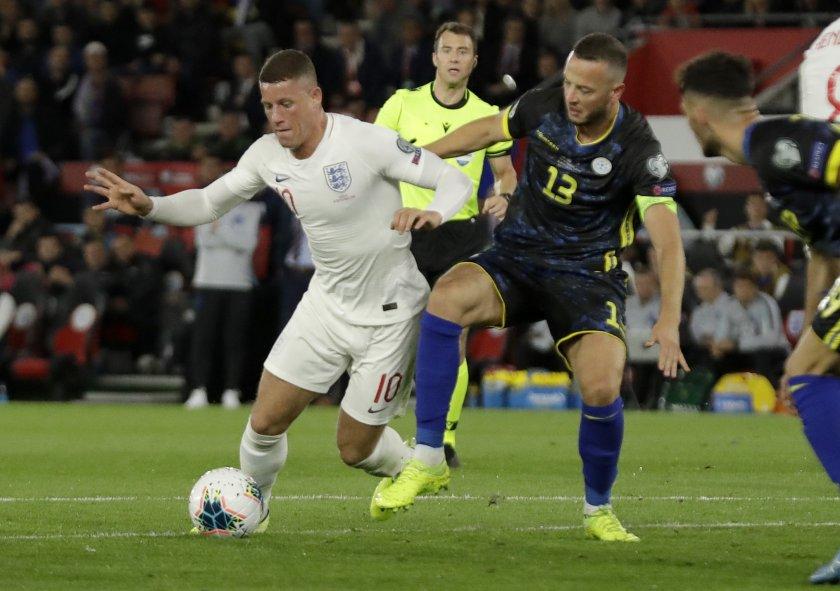 Съперниците: Англия сложи петица и на Косово, Чехия си върна второто място с класика над Черна гора