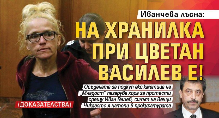 Иванчева лъсна: на хранилка при Цветан Василев е! (доказателства)