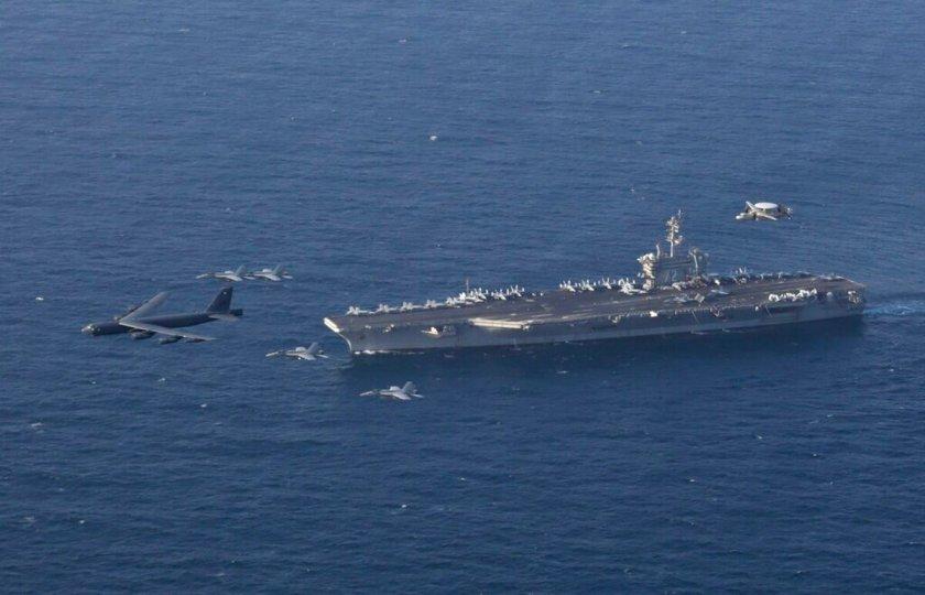 Ирак отряза САЩ за морската им коалиция в Залива