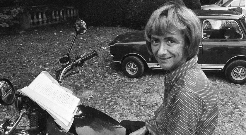 Франция издаде незавършен роман на Франсоаз Саган