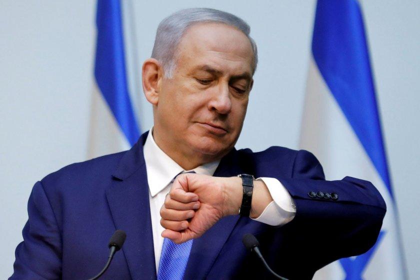Нетаняху иска правителство на национално единство