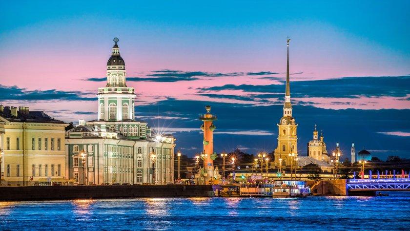 Европейците ще посещават Санкт Петербург с безплатна електронна виза