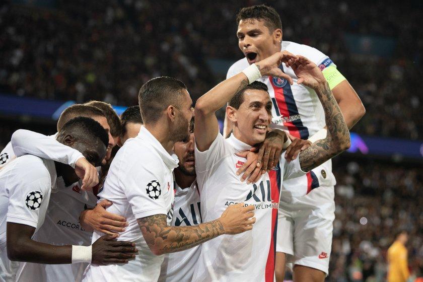 ПСЖ съсипа Реал, Юве изпусна победата в Мадрид