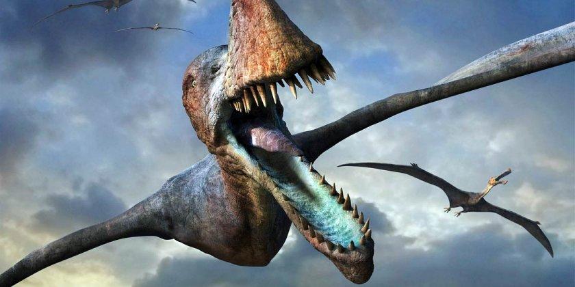 Археолози откриха нов вид железен дракон