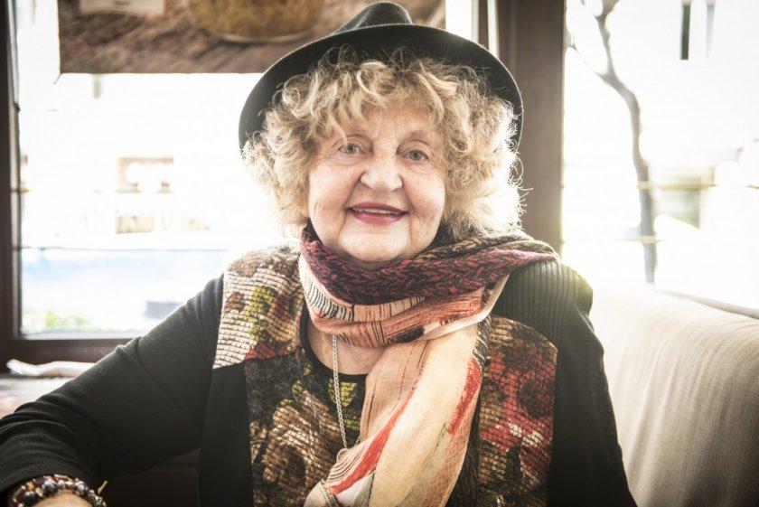 Татяна Лолова: Най-голямата ми грешка е, че не се радвах на хубостта си!