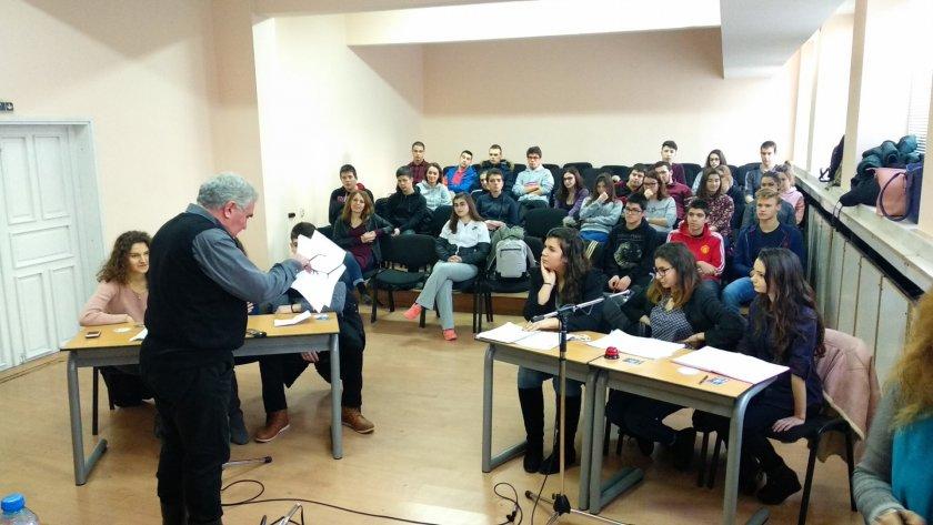 Молодец! 1350 русначета учат в Бургас