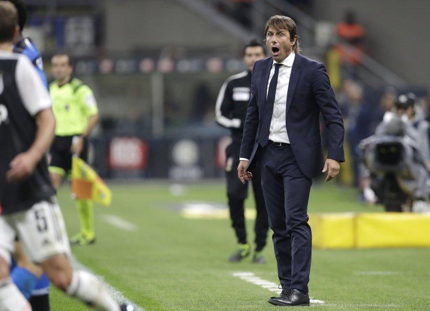 Легенда на Интер нападна Конте: Той е ювентинец!