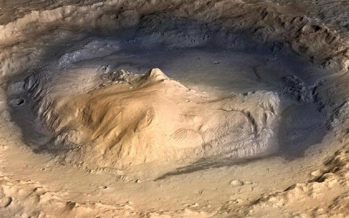 """""""Любопитко"""" доказва, че Марс е била жива планета"""