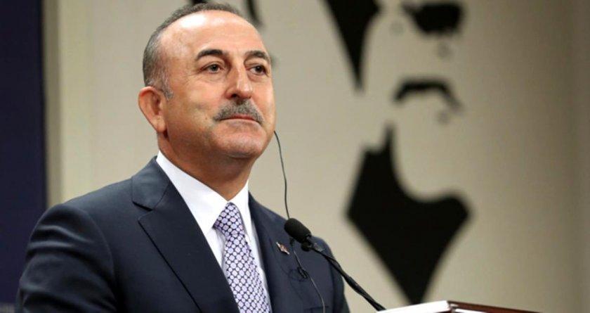 Чавушоглу: Не сме против Русия да изтласка кюрдите