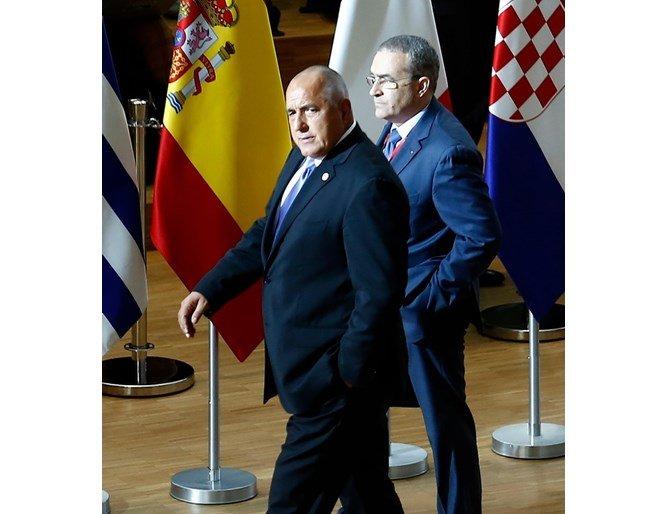 Борисов обяви старта на заседанието на Евросъвета