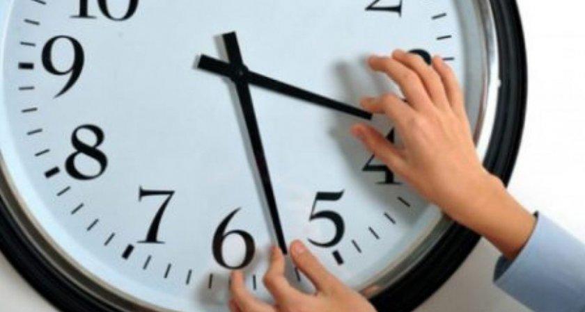 Изборният ден – с час по-дълъг