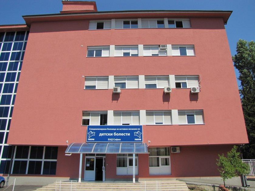 Борислав Игнатов спира строежа на педиатрията в София