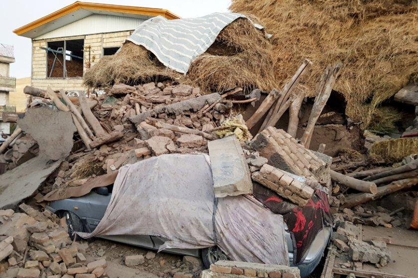 Най-малко 6 загинали и над 300 ранени при земетресението в Иран