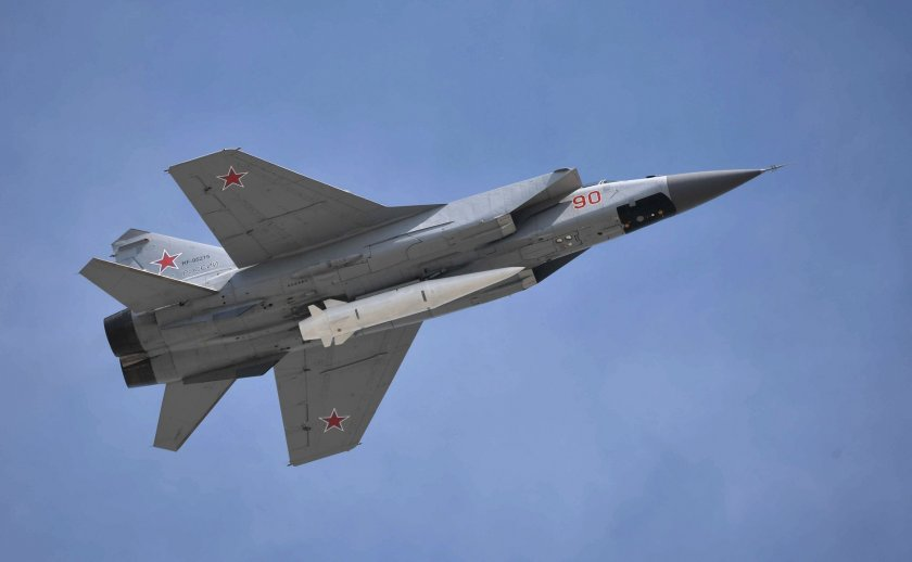 US спец: Новите руски ракети удрят София за 11 минути