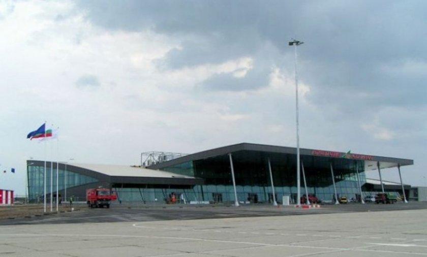 Инвестиционен фонд от Абу Даби иска Летище Пловдив