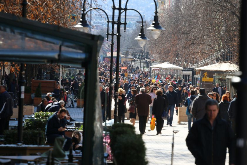 Витошка е сред най-скъпите улици в Европа