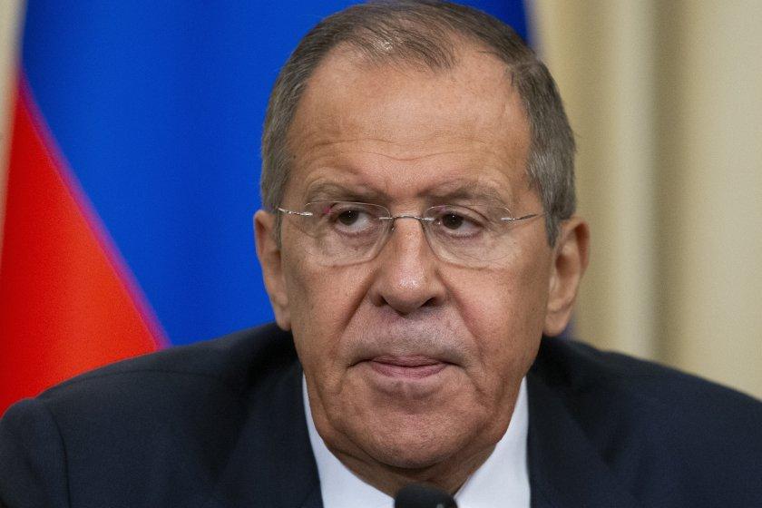 Сергей Лавров: САЩ забраняват инвестиции в Сирия