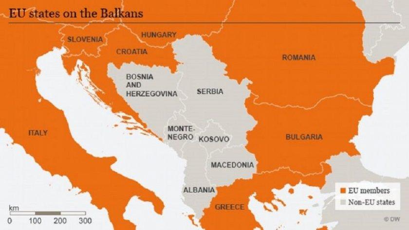 Чудо на Балканите: Ражда се мини-ЕС
