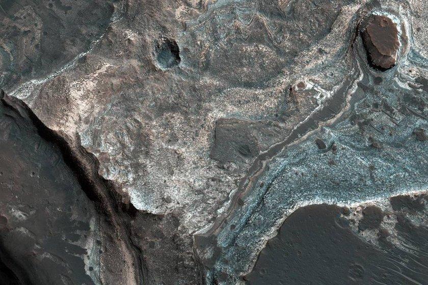Кислородът на Марс се увеличава