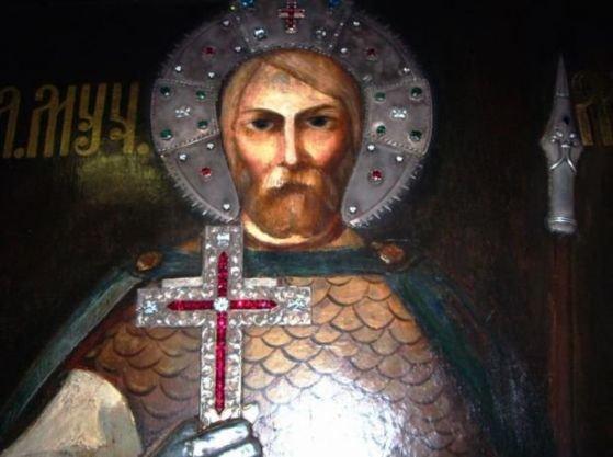 Свети Мина - най-бързият светец