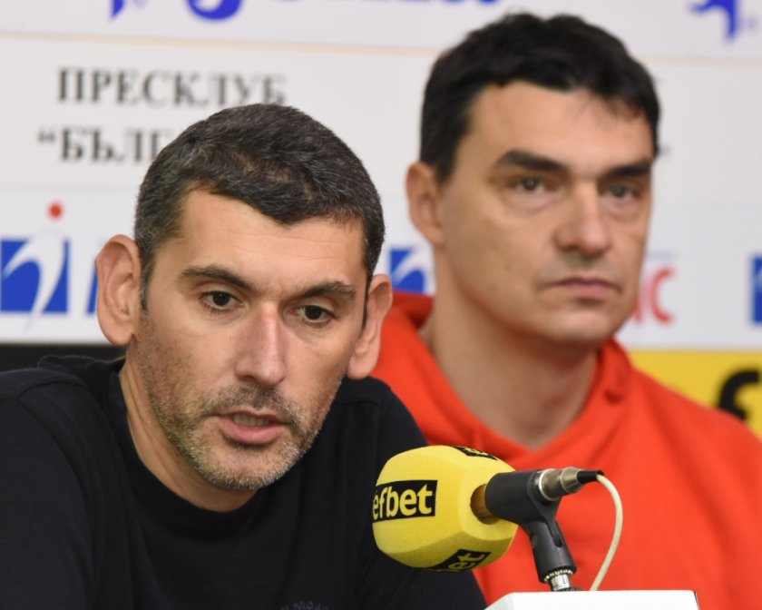 Бунтовниците във волейбола: Данчо Лазаров започна със заплахите!