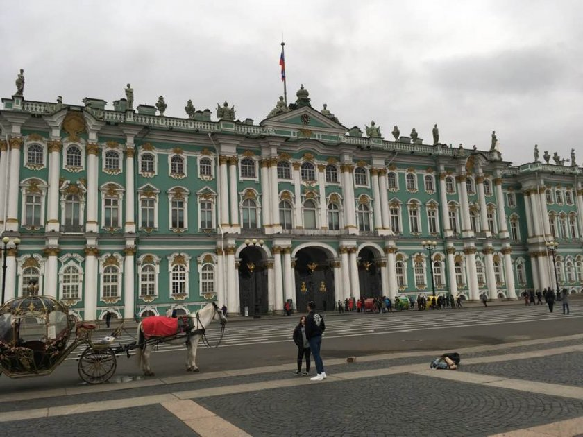 Ценности от Ермитажа гостуват в България