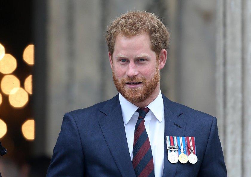 Принц Хари е най-секси таткото на годината (СНИМКИ)