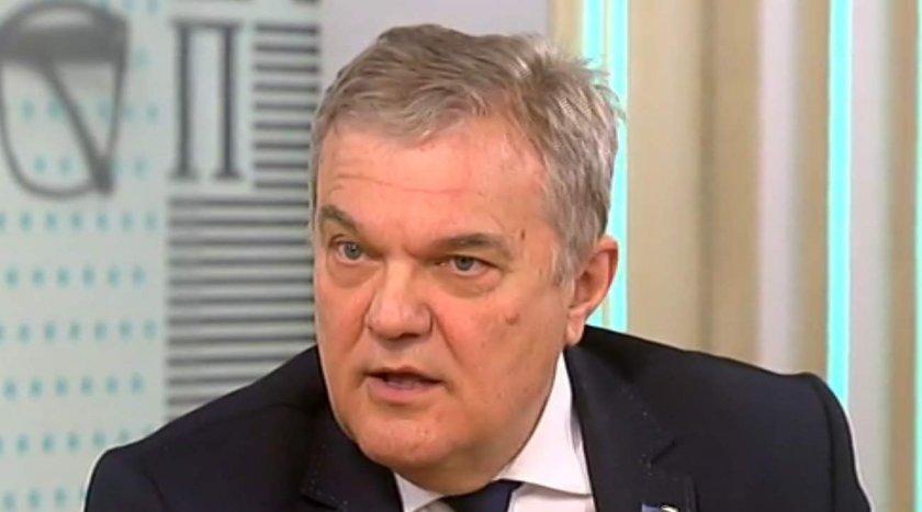 Лидерът на АБВ Румен Петков