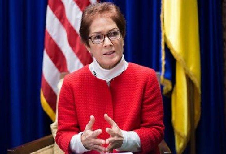 Експосланичката на Украйна в САЩ: Станах жертва на дезинформация