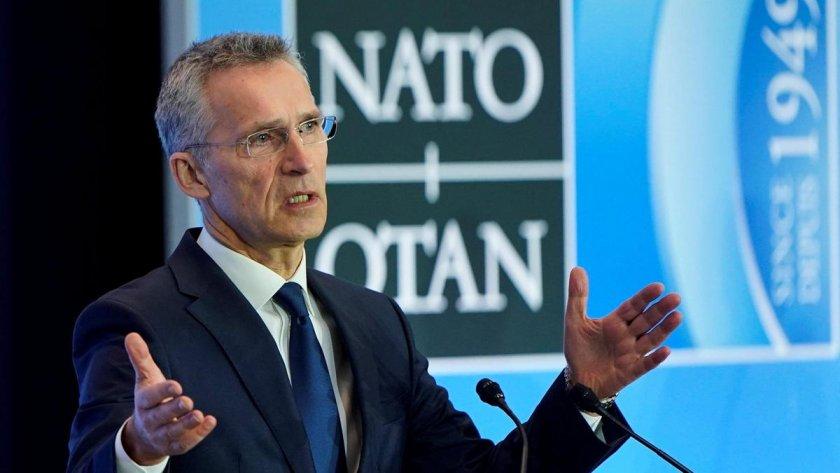 НАТО определя космоса за област на военни действия