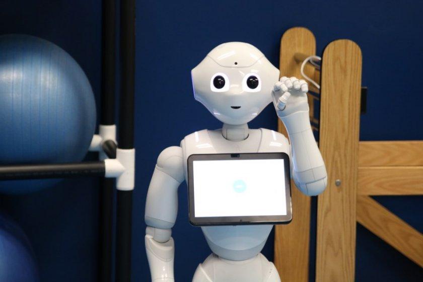 Революция: Робот започна работа в адвокатска кантора у нас