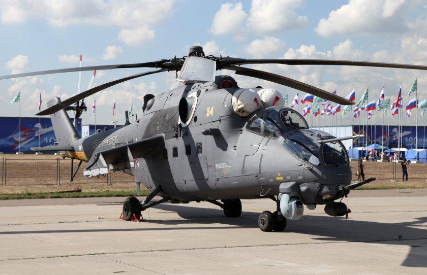 Сърбия получи 4 хеликоптера от Русия