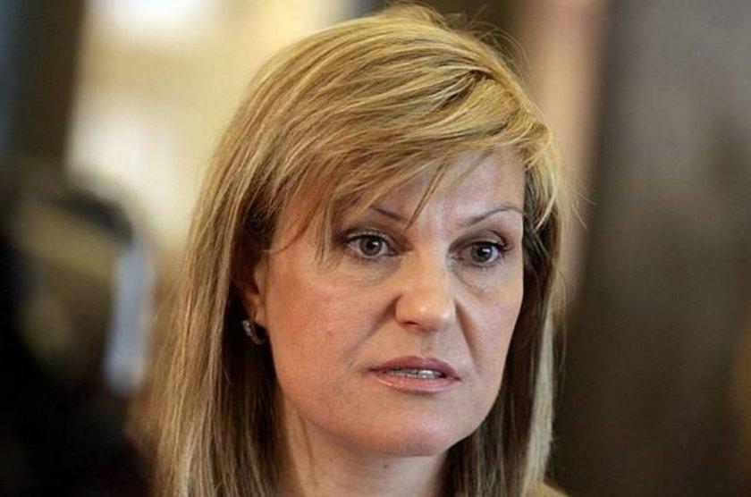 Първо в Lupa.bg: Ирена Соколова с оставка в джоба?