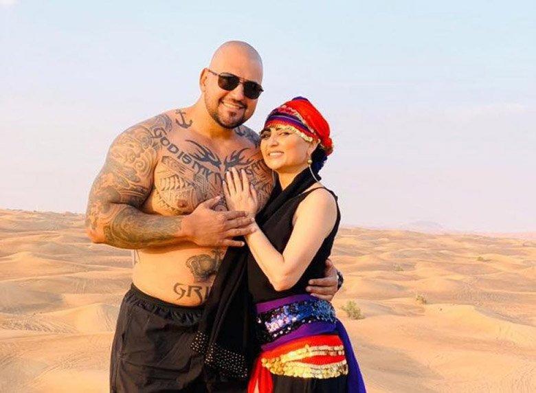 Софи Маринова чукна 44 в пустинята (СНИМКИ)