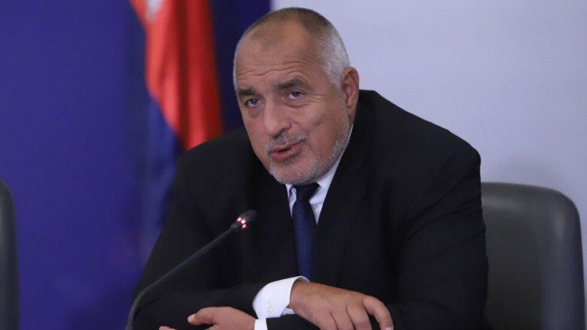 Борисов доволен: Доходите скочили със 100 лева за 1 година